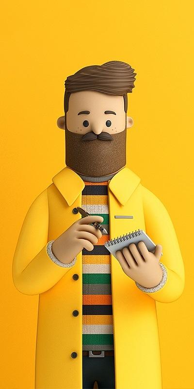Beard Boy